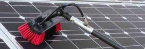 zonnepanelen controle