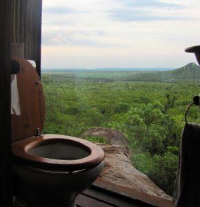 het mooiste toilet