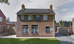 zonnepanelen reddingiusstraat ten boer