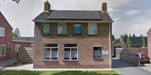 zonnepanelen reddingiusstraat ten boer