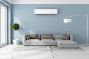 airconditioning woonkamer